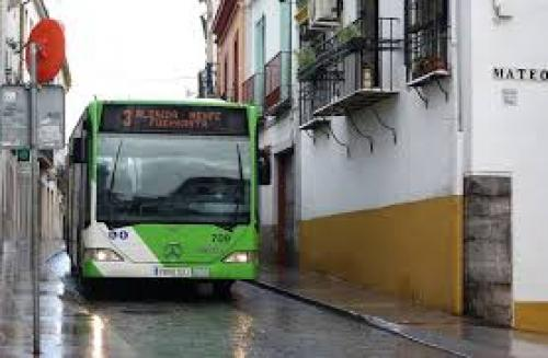 Dos líneas de autobuses dejarán de circular por la calle Alfaros