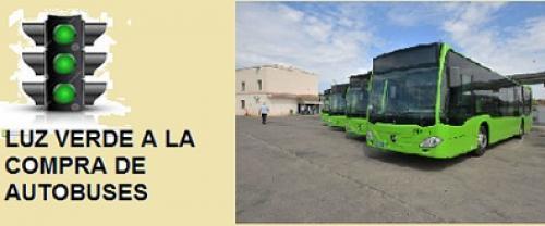 11,7 millones de euros para renovación de flota de autobuses de Aucorsa