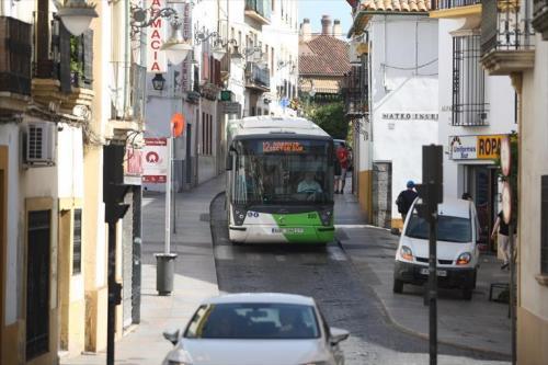 Habrá tres microbuses para eliminar líneas del centro