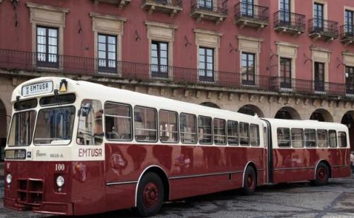 La Empresa del año en Transporte Urbano es EMTUSA (Gijón)