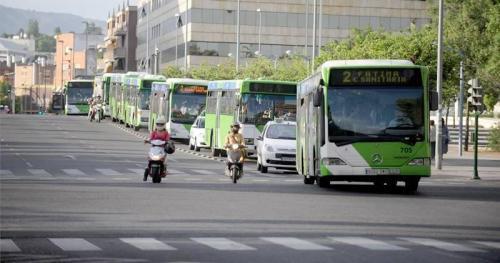 Aucorsa recibe una subvención de un millón para los autobuses