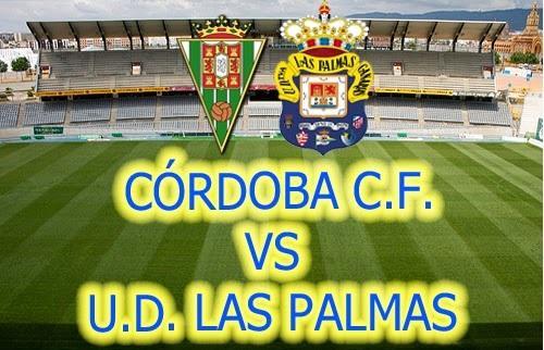 Servicio Especial Fútbol -- Córdoba CF - UD Las Palmas
